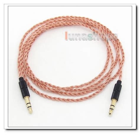 Pure 5N PCOCC Headphone Cable For Sony mdr 10r mdr 10rc