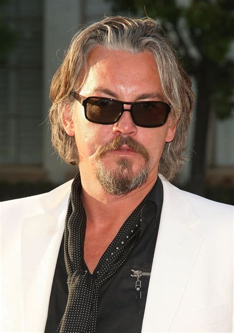 Tommy Flanagan - Tommy Flanagan Photos - Premiere Of FX's