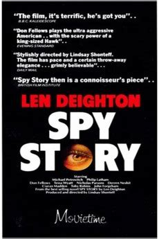 Spy Story (1976) directed by Lindsay Shonteff • Reviews