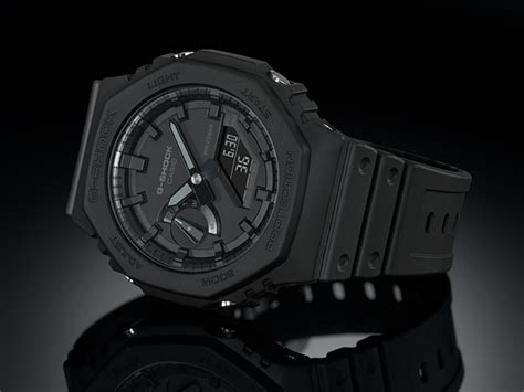 Casio releases one of its thinnest G-Shocks yet, the GA