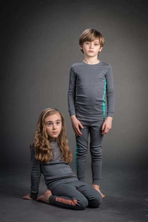 LITTLE TWIG AND SPARROW: STYLISH COTTON PAJAMAS