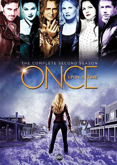 Once Upon a Time: The Complete Second Season | Once Upon a