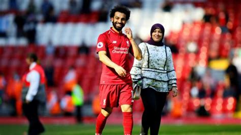 Liverpool superstar Mo Salah welcomes second child with wife