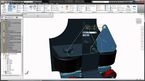 2D Layout to 3D Inventor Model with Autodesk Product