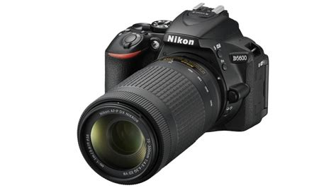 Nikon D5600 DSLR With SnapBridge Functionality Launched