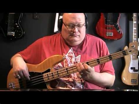 ZZ Top Legs Bass Cover with Notes & Tablature - YouTube