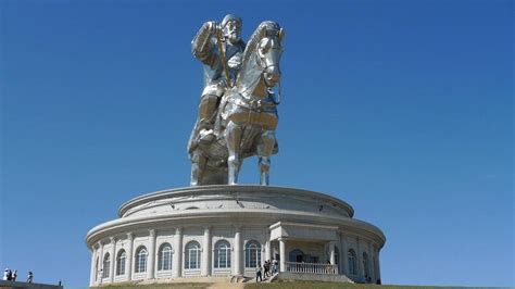 Genghis Khan Statue, Mongolia: A Warrior Of 13th Century