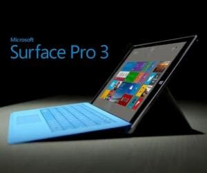 Microsoft Surface Pro, Pro 2, and Pro 3 Tablets Receive