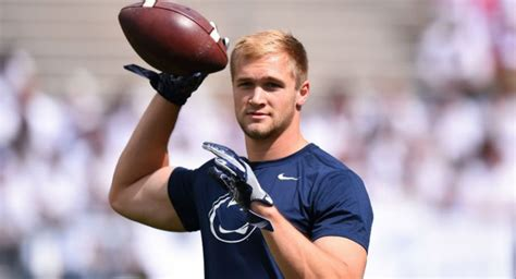 Mike Gesicki Emerges as Penn State's Biggest Red Zone