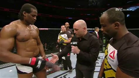 First death in the octagon? Francis Ngannou scares me