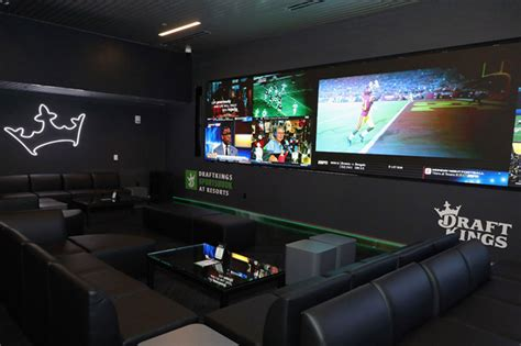Resorts Casino Unveils New DraftKings Sportsbook In