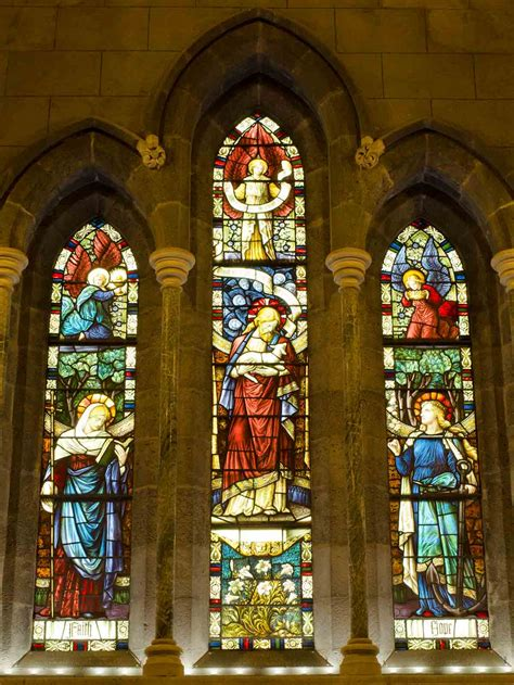 Stained glass windows – The Anglican Church of All Saints