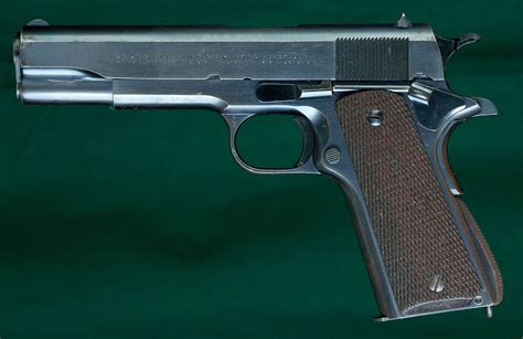 Colt 1911A1 Government Model Commercial