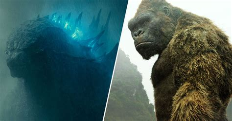 Godzilla vs Kong: Three Monsters Rumored To Appear In The Film