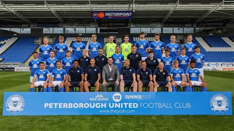 Under 18s Set For Cup Final Action - News - Peterborough
