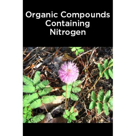 Organic Compounds Containing Nitrogen by Panel Of Experts