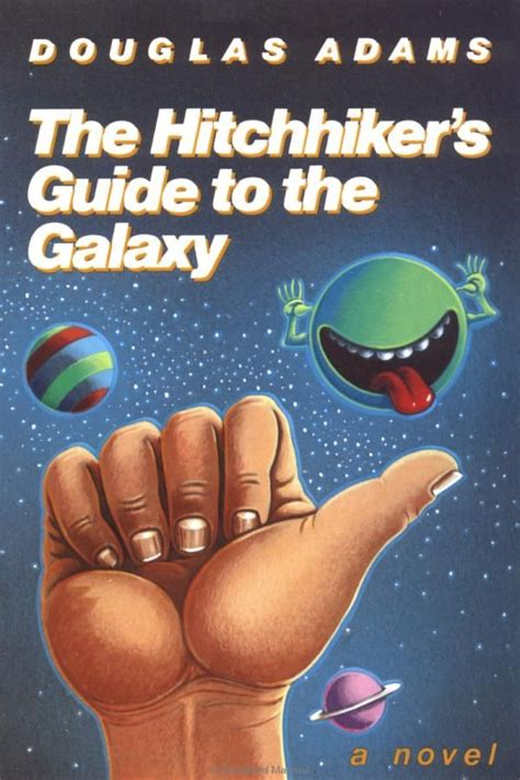 The Hitchhiker's Guide to the Galaxy (book) | Hitchhikers