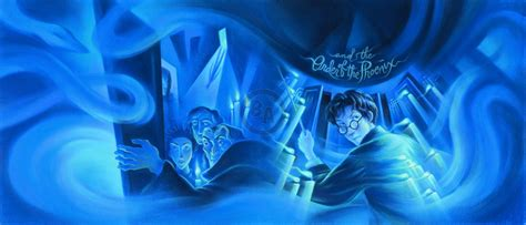The Harry Potter Book Cover Art Series: Harry Potter and