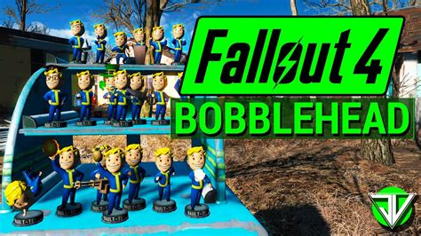 FALLOUT 4: All 20 BOBBLEHEAD Locations in Fallout 4! (Easy