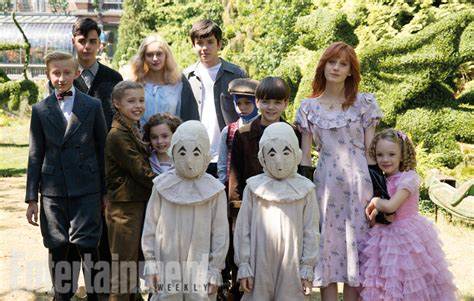 Miss Peregrines Home for Peculiar Children New Images