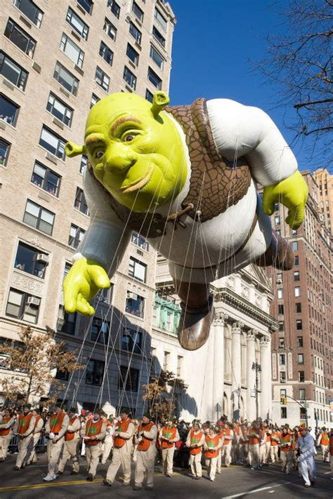 Watch Macy's Thanksgiving Day Parade balloons be inflated