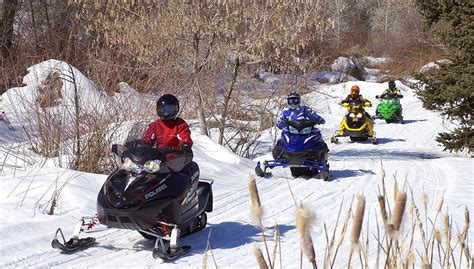 Sled Safety is Your Responsibility - Snowmobile