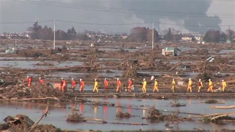 Tsunami / Japan / 2011 SD Stock Video Footage Collection