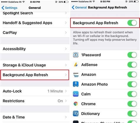 7 Fixes Email Push Not working on iPhone, iPad after iOS