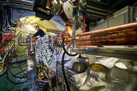 CERN's mini particle accelerator could finally smash apart