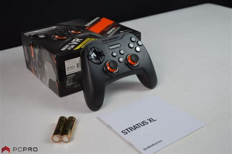STEELSERIES STRATUS XL REVIEW | PCPRO®
