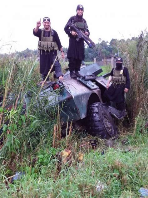 Arming the Maute Group in Marawi City -The Firearm Blog