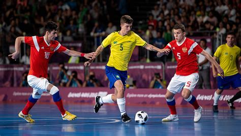 Brazil and Portugal take the top prizes as futsal makes