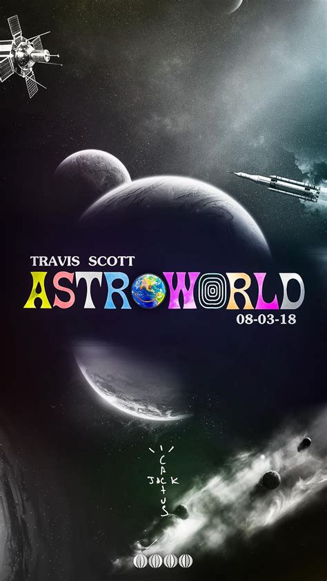 AstroWorld Planet Wallpapers - Wallpaper Cave
