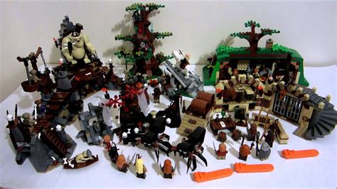 Lego The Hobbit 2013 An Unexpected Journey Sets and