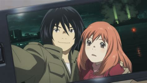 Eden of the East and Appleseed – omphaloskepsis