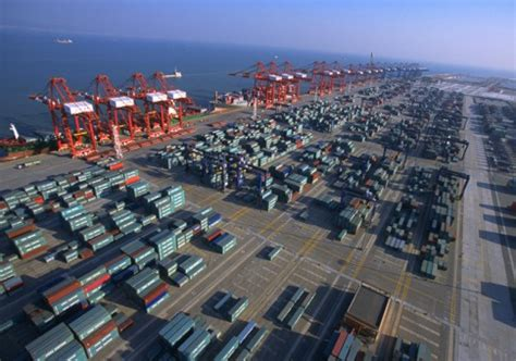 In Pictures: The World's Busiest Ports