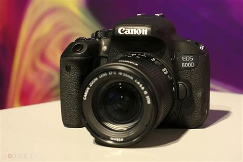 Canon EOS 800D preview: Mid-range made accessible - Pocket