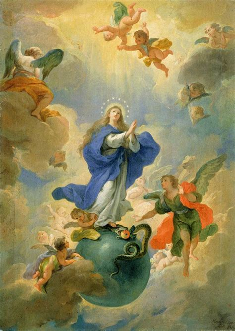 Te Deum laudamus!: Novena for the Feast of the Immaculate