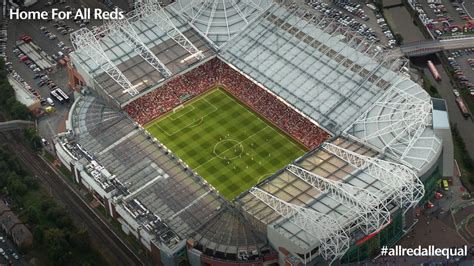 Manchester United confirms Stadium Accessibility plans