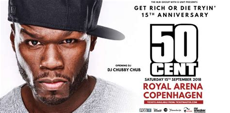 50 Cent | Royal Arena