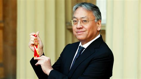 Kazuo Ishiguro Was Knighted by Prince Charles | Vanity Fair