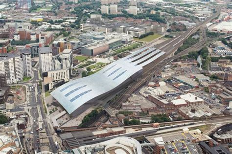 HS2 high speed rail's national headquarters opens in