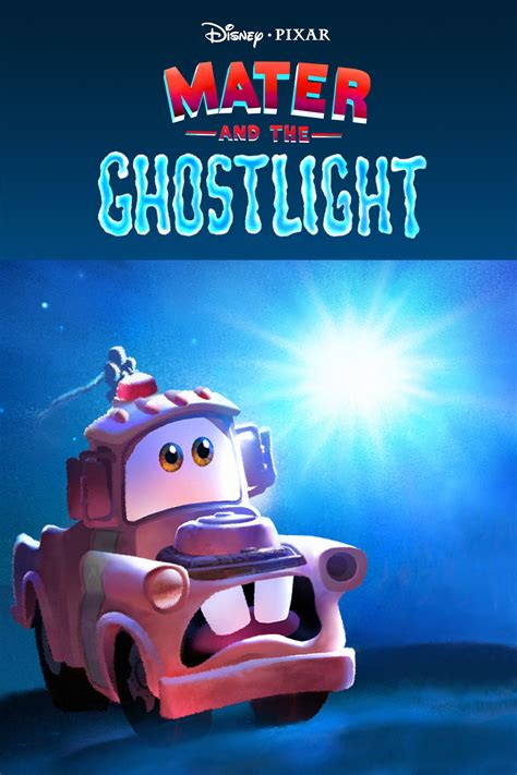 iTunes - Movies - Mater & the Ghostlight