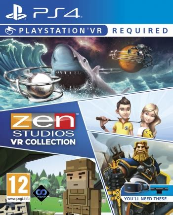 The Zen Collection (PS VR) - PlayStation 4 - Discshop