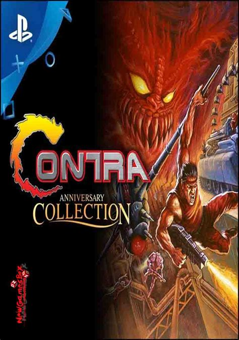 Contra Anniversary Collection Free Download Full PC Setup