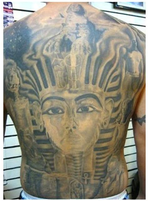 10 Ancient Egyptian Tattoo Designs