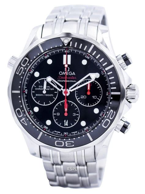 Omega Seamaster Professional Diver 300M Co-Axial