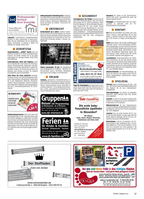 Libelle August 2012 by Libelle | Stadt