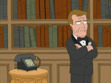 Roger Moore | Family Guy Wiki | Fandom powered by Wikia