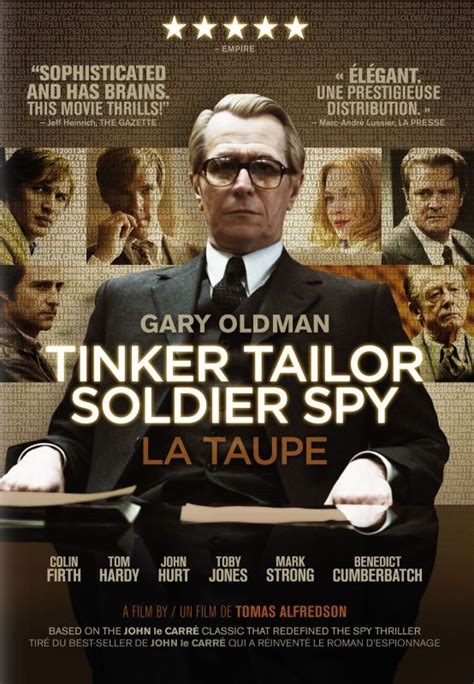 Tinker, Tailor, Soldier, Spy (2011) - Tomas Alfredson